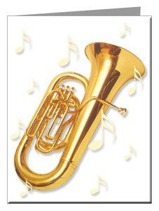 Note Cards - Tuba Note Cards