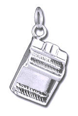 Charms - Organ Sterling Silver Charm