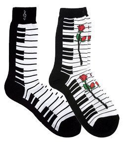 Socks - Piano & Keyboard Socks