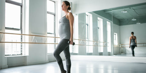 4 Ab Moves that are actually safe when you're pregnant