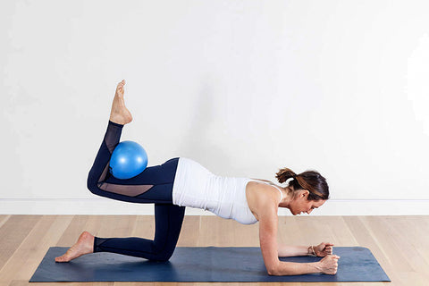 postnatal exercise - butt