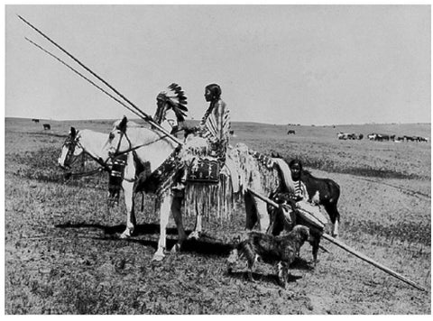 First Peoples - Blackfoot Family