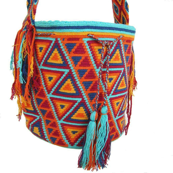 Colombian Mochila Bag #56,,Ananse Village