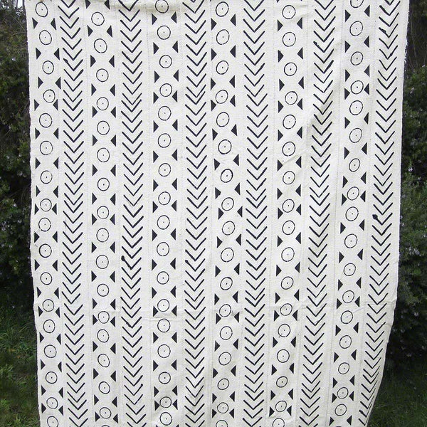 EXTRA LARGE BOGOLANFINI MUD CLOTH #103
