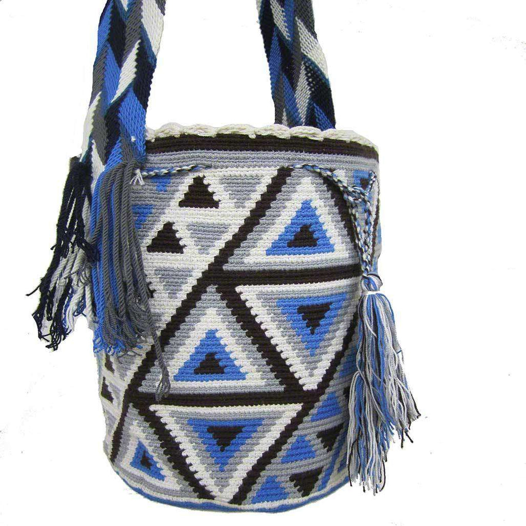 Colombian Mochila Bag #58,,Ananse Village