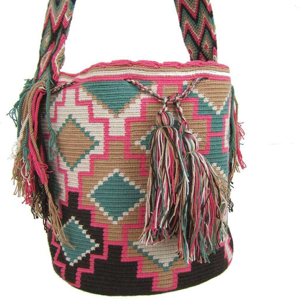 Colombian Mochila Bag #57,,Ananse Village