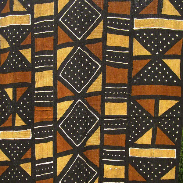 BOGOLANFINI MUD CLOTH #217,Mudcloth,Ananse Village