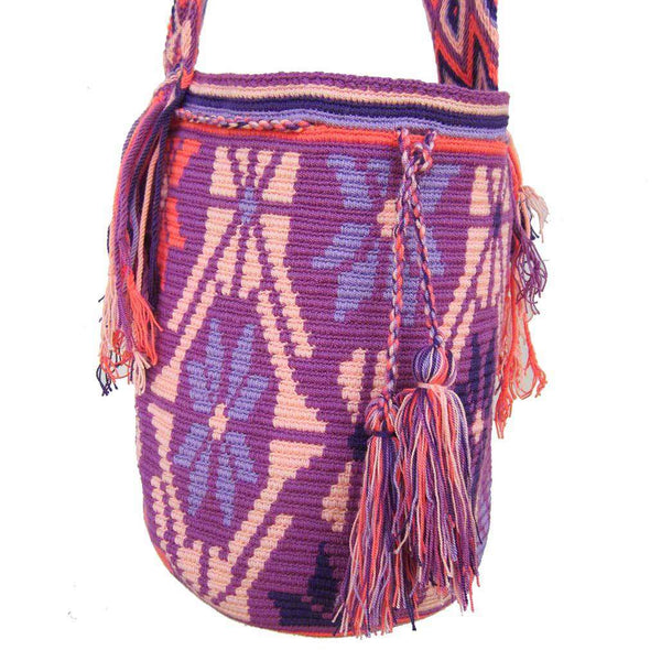 Colombian Mochila Bag #66,,Ananse Village