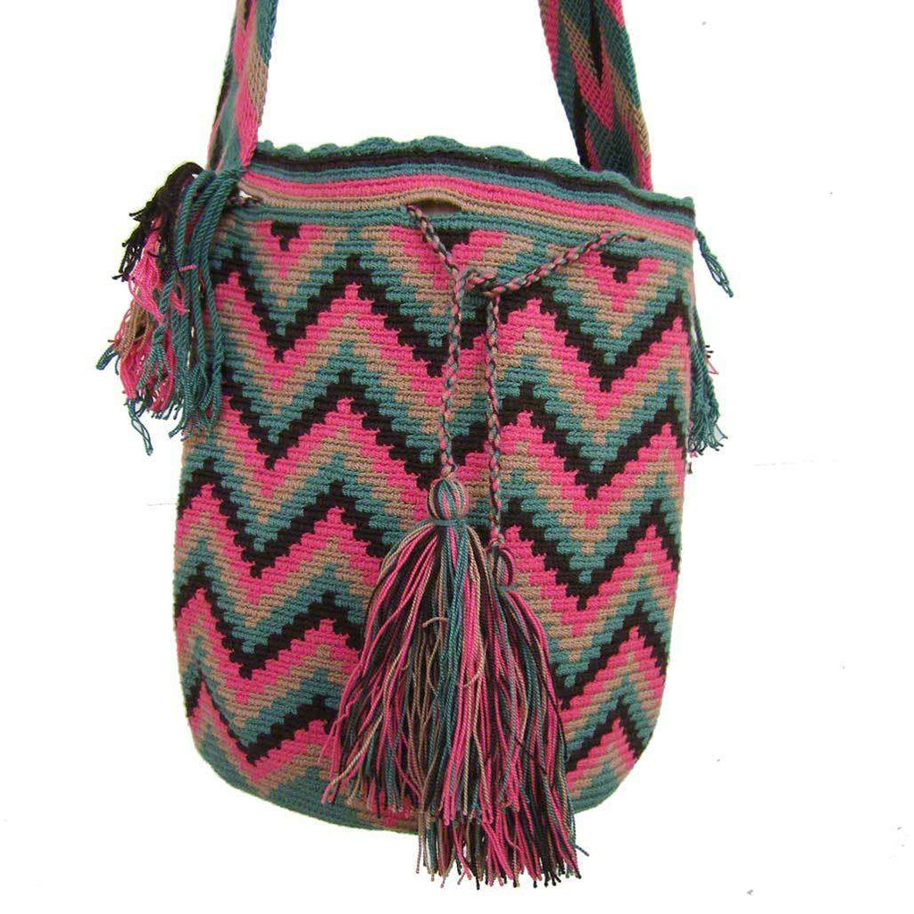 Colombian Mochila Bag #64,,Ananse Village