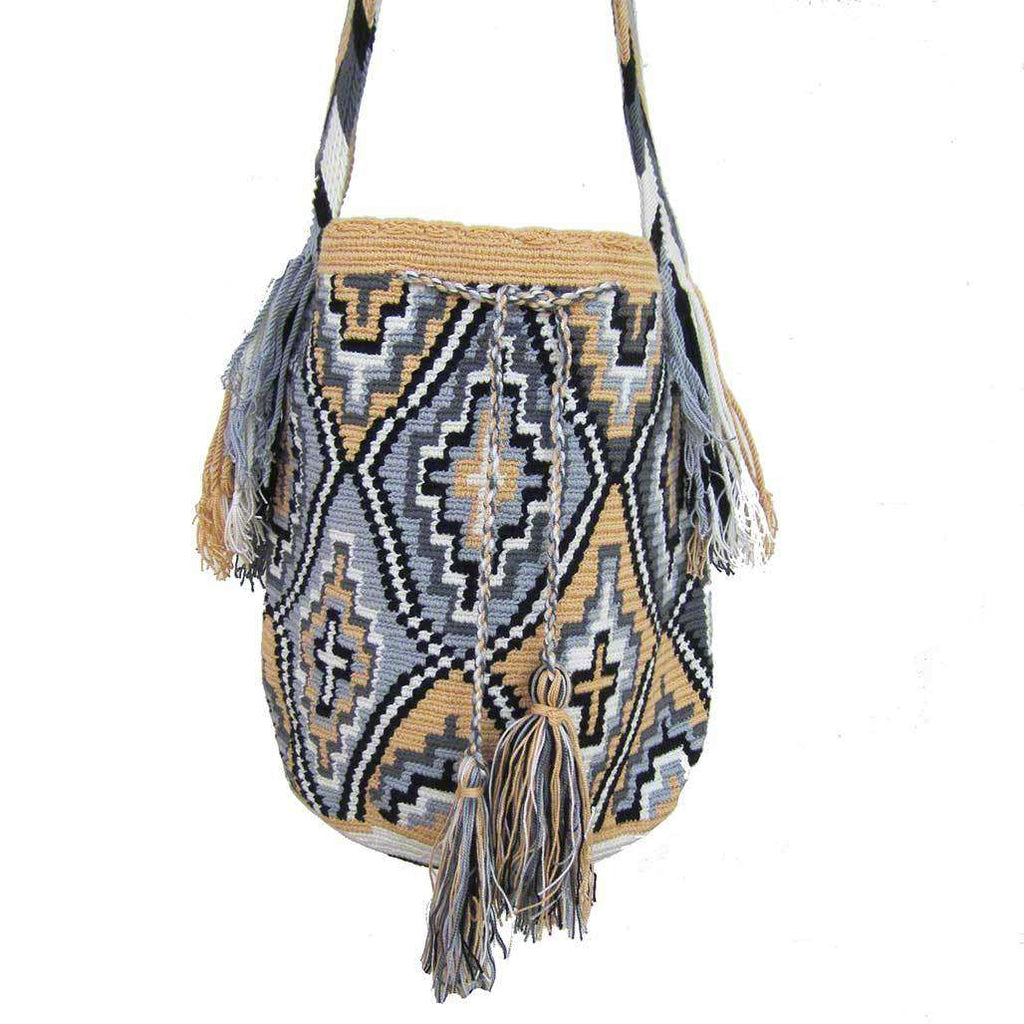 Colombian Mochila Bag #65,,Ananse Village