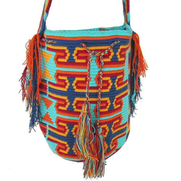 Colombian Mochila Bag #69,,Ananse Village