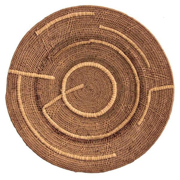 Makenge Basket #190,Makenge Basket,Ananse Village
