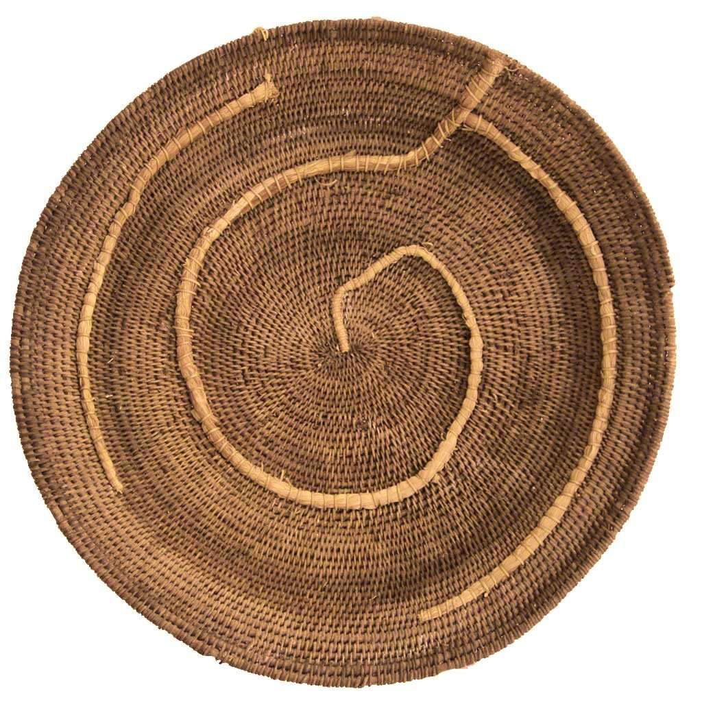 Makenge Basket #187,Makenge Basket,Ananse Village