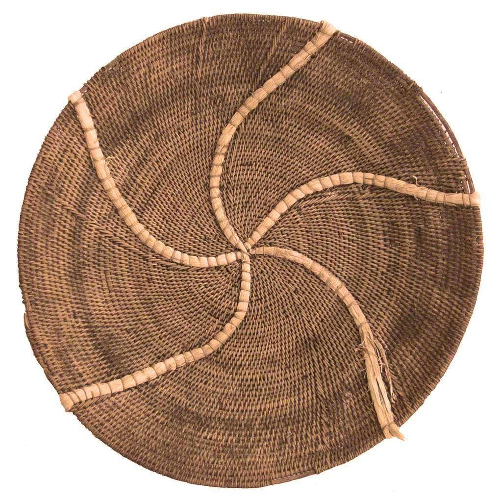 Makenge Basket #186,Makenge Basket,Ananse Village