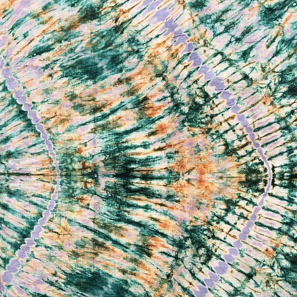 African Tie Dye Fabric #133