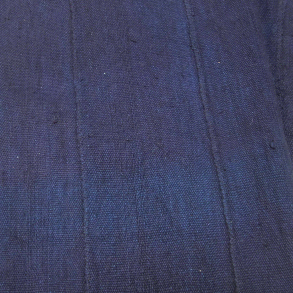 BOGOLANFINI SOLID INDIGO MUD CLOTH #58,Indigo,Ananse Village