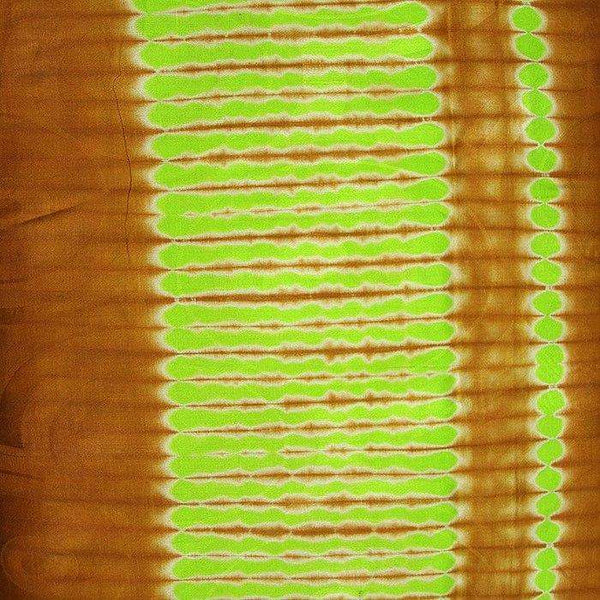 African Tie Dye Fabric #100