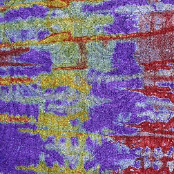 African Tie Dye Fabric #118