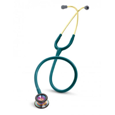 Estetoscopio Littmann Classic II Pediatrico Rainbow Edition Caribbean Blue