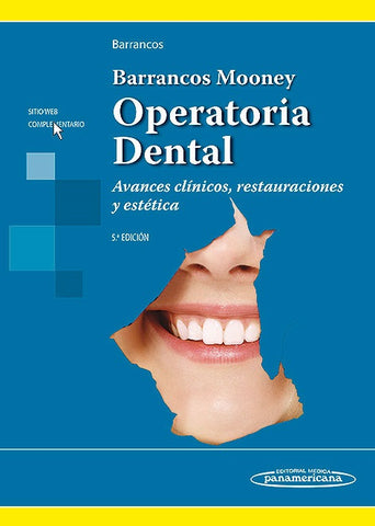 Barrancos Mooney. Operatoria Dental