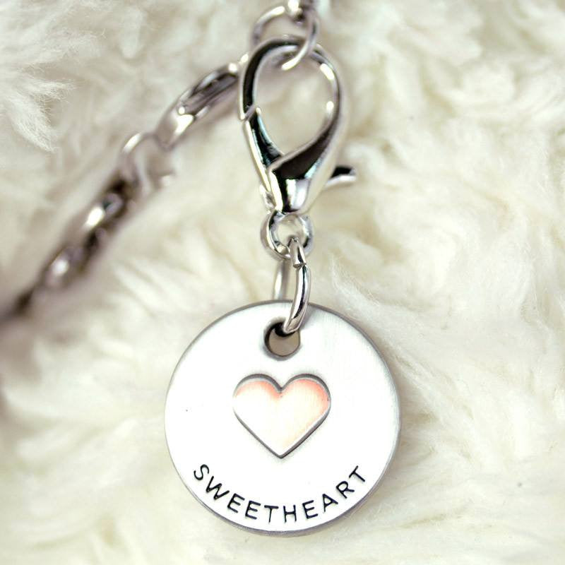 SWEETHEART PET CHARM