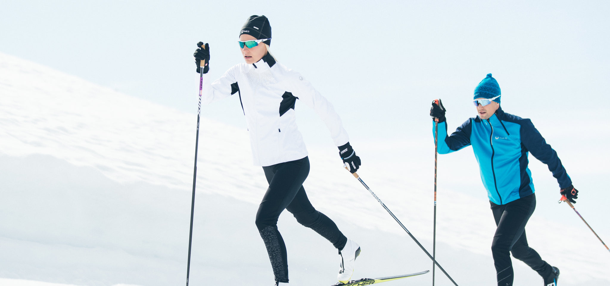 Halti Cross Country Skiing Clothing