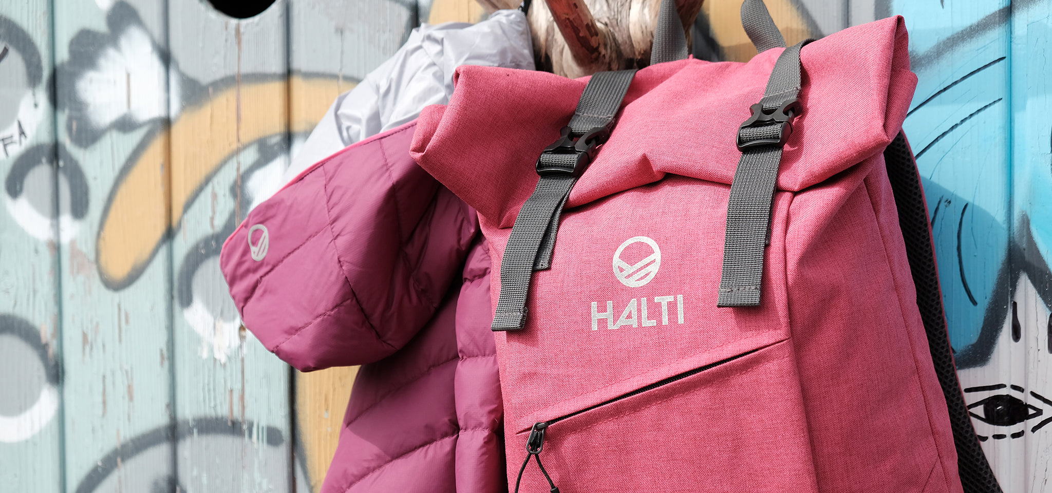 Halti backpacks