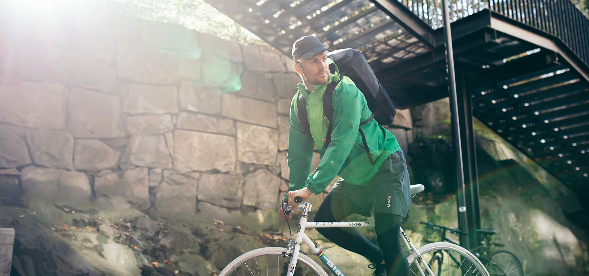 Halti cycling bags