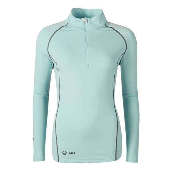 Halti Voikka Women's Baselayer Shirt Mint