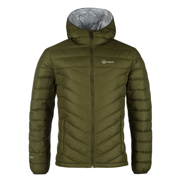 Halti Huippu warm down jacket for adults