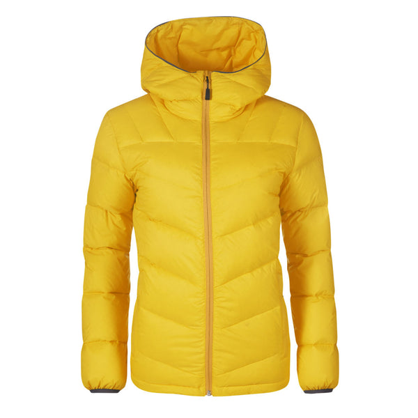 Halti Halle Women's Down Jacket Yellow