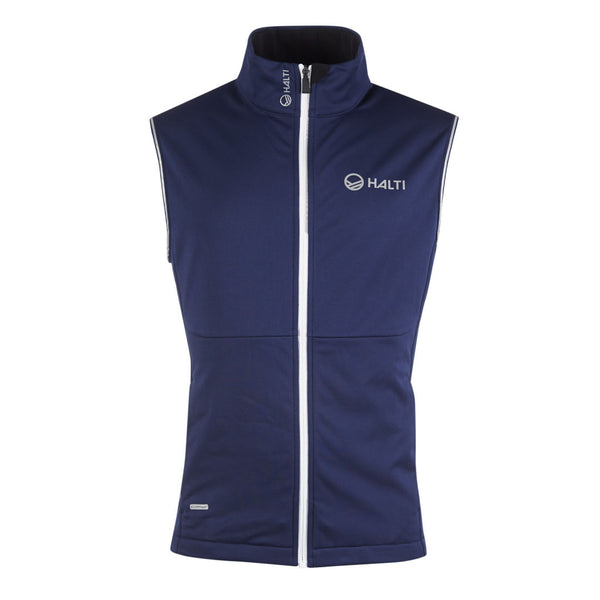 Halti Kaare Men's Vest Blue