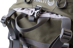 Halti Sarek 75 backpack carrying handle