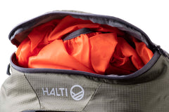 Halti Sarek 75 backpack rain cover