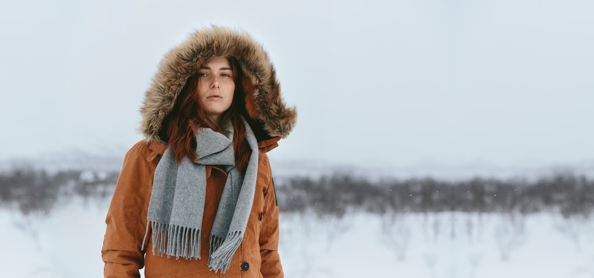 Stay warm with stylish parka jackets