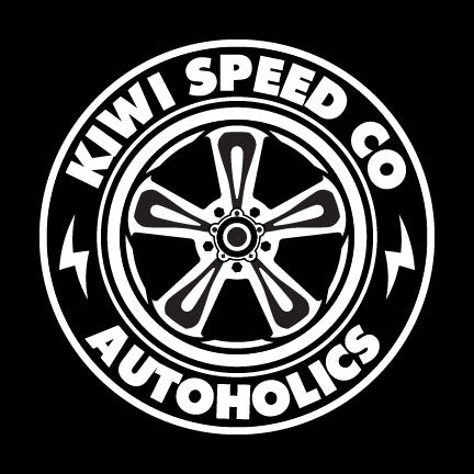 Kiwi Speed Co - Autoholics Sticker