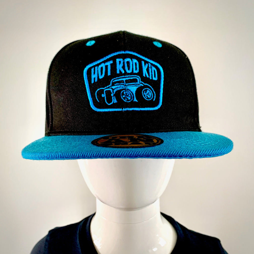 Hot Rod Kid - Snapback Hat