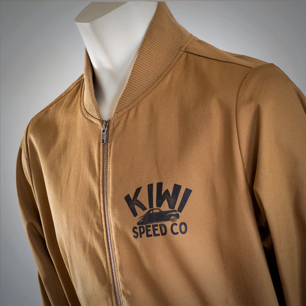 Kiwi Speed Co - Defy Death Bomber Jacket