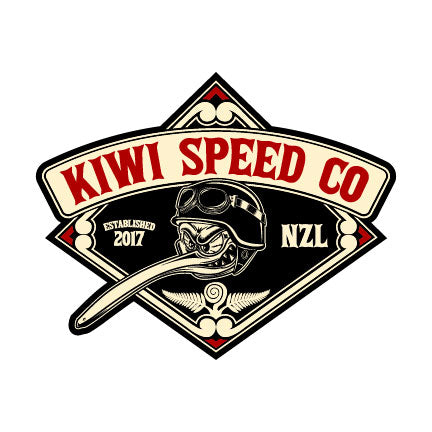 Kiwi Speed Co - Kiwi Sticker