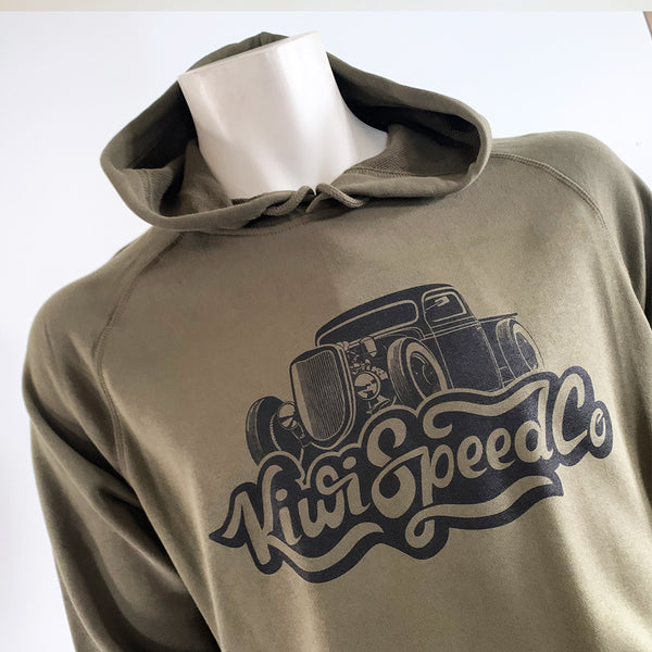 Kiwi Speed Co - Rat Truck Hoody