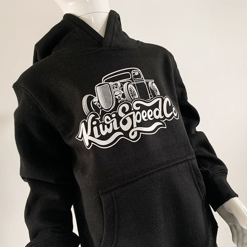 Kiwi Speed Co - Kids Rat Truck Hoodie