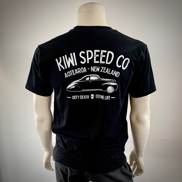 Kiwi Speed Co - Defy Death Define Life