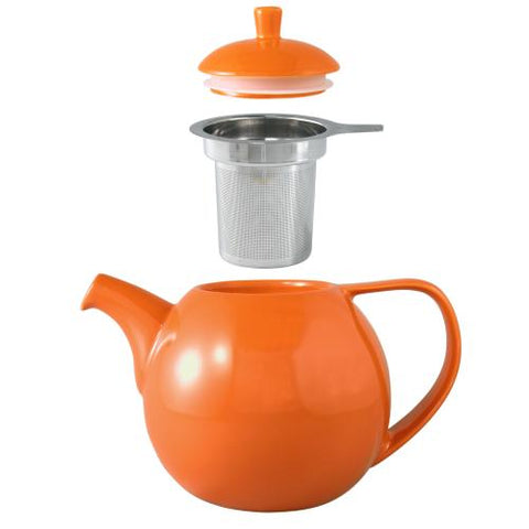 Curve Tea Pot Small 24 oz.