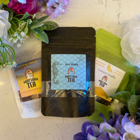 Tea Sample Packets