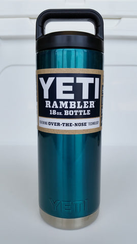 YETI Rambler Bottle 18 Custom Color