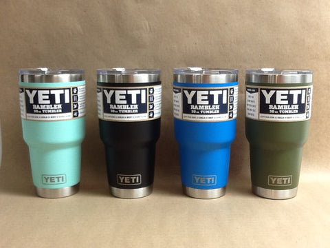 YETI Rambler 30 All Colors