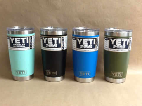 YETI Rambler 20 oz All Colors