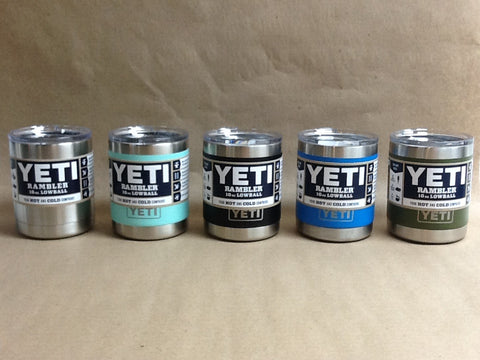 YETI Rambler 10 oz Lowball All Colors