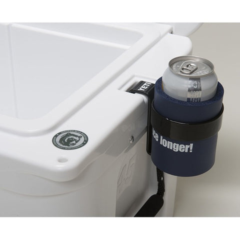 YETI Beverage Holder YTBH in use