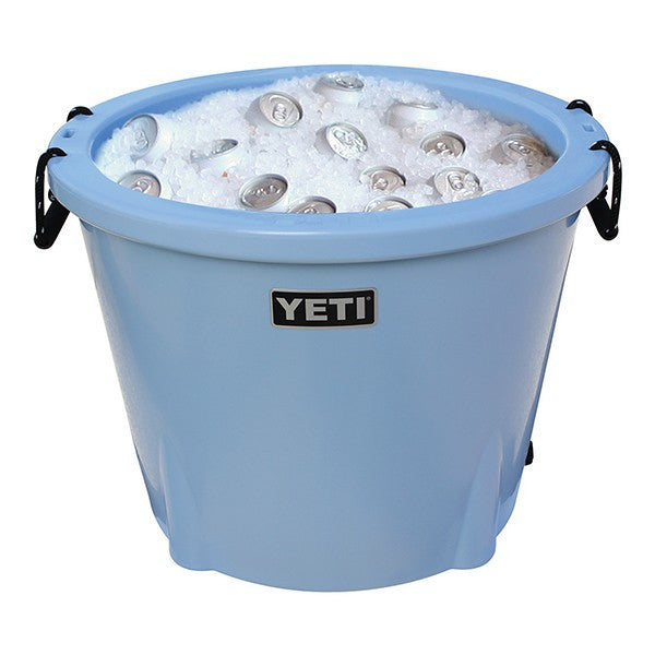 YETI Tank 45 - White, Tan and Blue